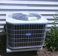 Carrier Air Conditioning Unit